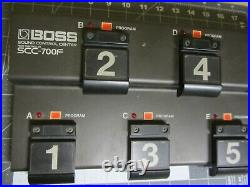 1980s Boss SCC-700 Foot Controller for SCC-700 FREE SHIPPING