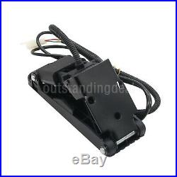 36V 1000W DC Electric Motor Kit with Base Speed Controller & Foot Pedal Throttle#