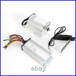 48V 1800W Electric Bicycle E-bike Brushless Motor+Controller Box+Foot Pedal New