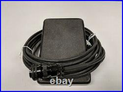 6-pin TIG Foot Control Pedal Amptrol for Lincoln K870 Welders