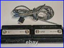 ACOUSTIC 330 FOOT SWITCH Pedal Control For Vintage Amplifier 124 125 230 320 Amp