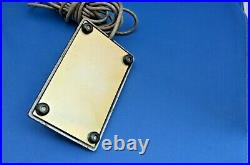ACOUSTIC FOOT SWITCH Pedal Control For Vintage Amplifier 124 125 230 320 Amp