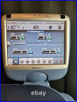 Alcon INFINITI Vision System Ozil Compatible 2.06 with Foot Pedal & Remote Control