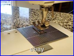 Bernina 1090 Sewing Machine Foot Control Pedal, Extension Table Accessories