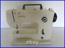 Bernina 810 Matic Sewing Machine with Foot Controller Pedal