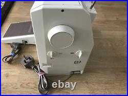 Bernina Sewing Machine 1120 With Foot Pedal/controller