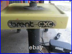 Brent CXC Professional Pottery Wheel & New Speed Controller & Foot Pedal