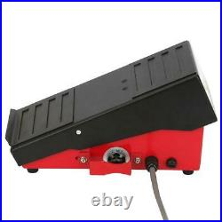 Carbon Steel 14Pin Magnetic Induction Foot Control Pedal for Miller TIG Welder