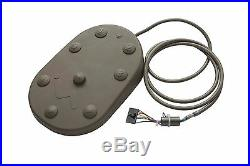 DCI Programmable Dental Adec Foot Switch Control Pedal (fits 511 1020 1021 1040)