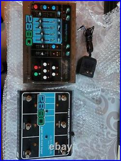 Electro-Harmonix 4 track Looper Guitar Vocal Effect Pedal With Foot Control