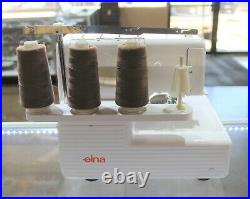 Elna 945 Sewing Machine WithPedal