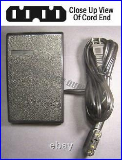 FOOT CONTROL PEDAL With Cord Bernina 1015 801 801S 802S 803S 807 808 809 810 811 +