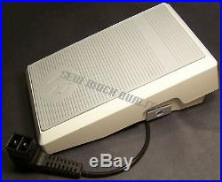 FOOT CONTROL PEDAL With Cord Bernina 1020 1030 1031 1080 1090 1120 1130 1230 1260