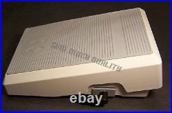 FOOT CONTROL PEDAL With Cord Bernina 163 165 170 180 185 190 200 430 440 +