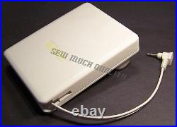 FOOT CONTROL PEDAL With Cord Elna 8007 9006 Janome NewHome 888 2008 2040 3000 3022