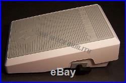 FOOT CONTROL PEDAL With Cord Genuine Bernina 100 120 125 130 135 140 145 150 153 +