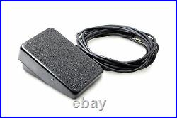 Foot Control Pedal for TIG Welding, works with Everlast MTS Welders, 7-pin male