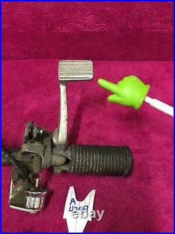 Harley Ironhead 1975 1976 Mid Control Brake Pedal Shifter Foot Pegs Sportster