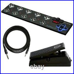 Keith McMillen Instruments SoftStep 2 10-Pad MIDI Foot Controller PEDAL KIT