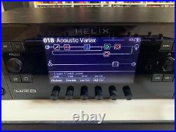 Line 6 Helix Rack + Foot Controller + Mission Expression Pedal