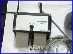 Medtronic Xomed Xps 3000 Foot Pedal Surgery Control Surgical Footswitch Console