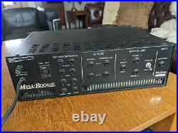 Mesa Boogie Quad Preamp And FU-2 Foot Pedal Controller 1989