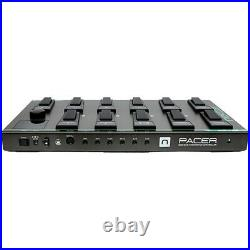 Nektar Pacer MIDI Guitar Foot Controller Pedal for MAC PC with DAW Integration USB