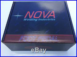 Nova Foot Control Pedal Designed For Ahp 200x And 201xd Tig Welder (7 Pin)