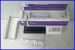 PFAFF Select 4.0 Type 610A Sewing Machine with Cover & Foot Pedal / Controller