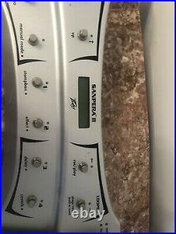 Peavey Sanpera II Vypyr Dual Foot Controller 10 Footswitches 2 Expression Pedals