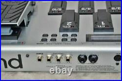 ROLAND FC-300 MIDI FOOT CONTROL TWO PROGRAMMABLE EXPRESSION PEDALS FedEx
