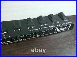 ROLAND GFC-50 foot controller 6pedals MIDI from japan