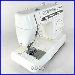 Rare Singer 4832C Easy Thread Electronic Control Sewing Machine & Foot Pedal
