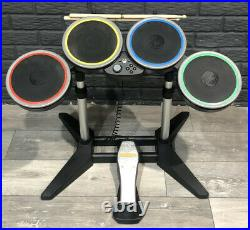 Rock Band 4 Wireless Drums Xbox One With Foot Pedal Harmonix 048-073