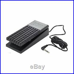 Roland EV-5 Expression Pedal WithBoss GA-FC Cube Foot Controller & Polishing Cloth