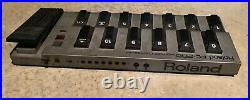 Roland FC-200 MIDI Foot Controller 10 Location Pedals, 2 Bank Pedals, Expression