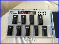 Roland FC-300 MIDI Foot Controller with Expression Pedals