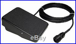 SSC C870-1025 10-pin TIG Foot Control Pedal for Hobart TIG Welders