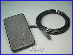 SSC replacement RFCS-6M Foot Control Pedal Miller Tig Footpedal Made in USA