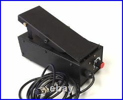 Simadre High Quality 7-pin Amp Current Controller Foot Pedal