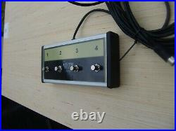 Switch doctor for Marshall jmp-1 Stage Foot Controller pedal