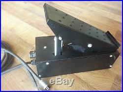 TIG Foot Pedal Control On/Off + Current Control + 2 Pin + 3 Pin Plug US SHIP