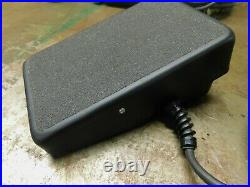 Welding Remote Foot Control Pedal for TIG Welder 5 pin Male Plug