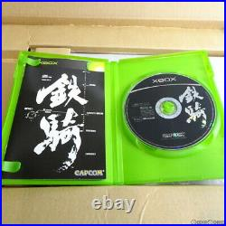 Xbox Steel Battalion Box Game Soft + Special Controller + Foot Pedal USED Japan