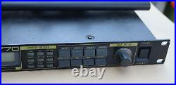 Yamaha FX770 Guitar Effects Processor Rack Pedal with MFC06 Midi Foot Control