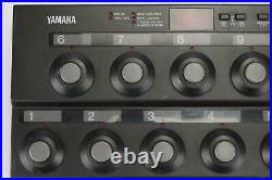 Yamaha MFC10 MIDI Foot Controller Expression Pedal Black Eyed Peas #40532